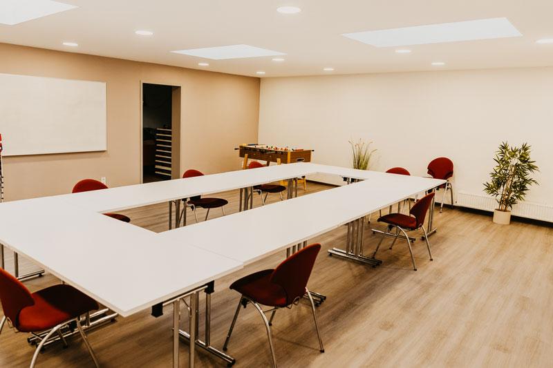 Bild: Konferenzraum FeG Friedensdorf