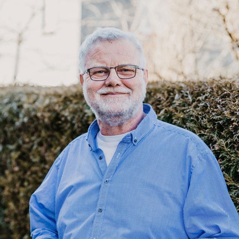 Bild: Roland Will Gemeindeleitung Pastor