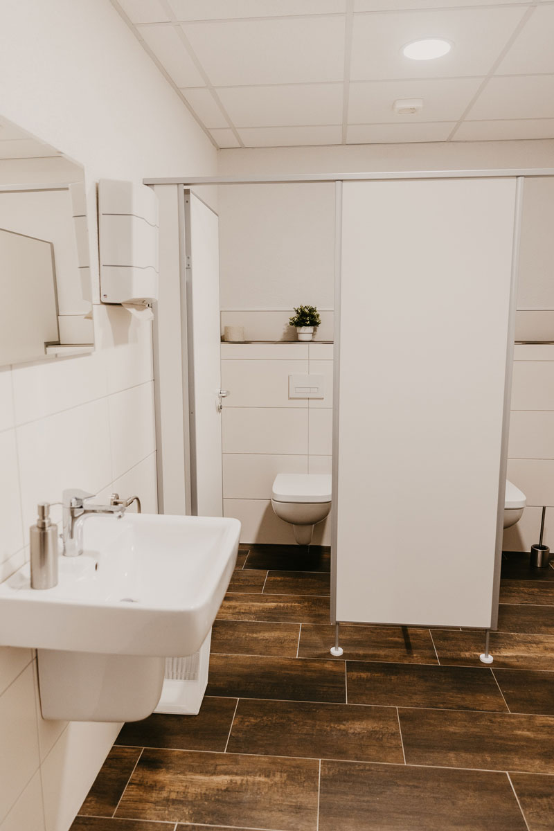 Bild: Toiletten FeG Friedensdorf